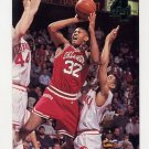 1994 Classic Four Sport Basketball #040 Jeff Webster