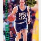 1993 Classic Four Sport Basketball #317 Christian Laettner