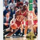 1993 Classic Four Sport Basketball #090 Byron Wilson