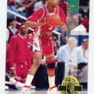1993 Classic Four Sport Basketball #082 Darnell Mee