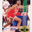 1993 Classic Four Sport Basketball #079 Angelo Hamilton