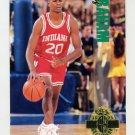 1993 Classic Four Sport Basketball #078 Greg Graham