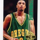 1993 Classic Four Sport Basketball #061 Antoine Stoudamire