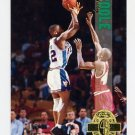 1993 Classic Four Sport Basketball #052 Stacey Poole
