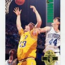 1993 Classic Four Sport Basketball #034 Geert Hammink
