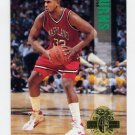 1993 Classic Four Sport Basketball #017 Evers Burns