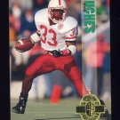 1993 Classic Four Sport Football #133 Tyrone Hughes