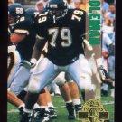 1993 Classic Four Sport Football #104 Ben Coleman