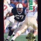 1993 Classic Four Sport Football #102 John Gerak