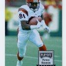 1993 Playoff Contenders Football #128 Patrick Robinson RC - Cincinnati Bengals
