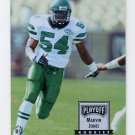1993 Playoff Contenders Football #112 Marvin Jones RC - New York Jets