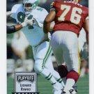 1993 Playoff Contenders Football #109 Leonard Renfro RC - Philadelphia Eagles