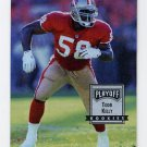 1993 Playoff Contenders Football #103 Todd Kelly RC - San Francisco 49ers