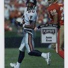 1993 Playoff Contenders Football #053 Andre Rison - Atlanta Falcons