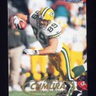 1998 Fleer Tradition Football #189 Mark Chmura - Green Bay Packers