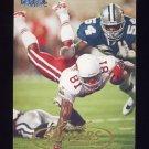 1998 Fleer Tradition Football #187 Frank Sanders - Arizona Cardinals