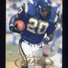 1998 Fleer Tradition Football #152 Natrone Means - San Diego Chargers