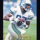 1998 Fleer Tradition Football #130 Carlester Crumpler - Seattle Seahawks