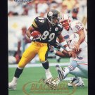 1998 Fleer Tradition Football #126 Will Blackwell - Pittsburgh Steelers