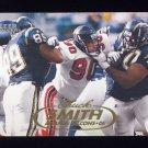 1998 Fleer Tradition Football #088 Chuck Smith - Atlanta Falcons