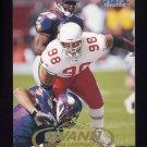1998 Fleer Tradition Football #042 Eric Swann - Arizona Cardinals