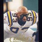 1998 Fleer Tradition Football #027 John Randle - Minnesota Vikings