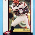 1998 Bowman Football #153 Tony McGee - Cincinnati Bengals