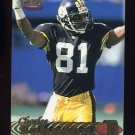 1997 Pacific Philadelphia Gold #153 Charles Johnson - Pittsburgh Steelers