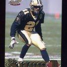 1997 Pacific Philadelphia Gold #115 Eric Allen - New Orleans Saints