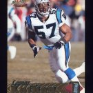 1997 Pacific Philadelphia Gold #030 Lamar Lathon - Carolina Panthers