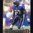 1997 Pacific Philadelphia Gold #018 Jerrol Williams - Baltimore Ravens