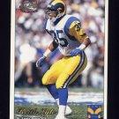 1997 Pacific Philadelphia Football #267 Keith Lyle - St. Louis Rams