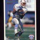 1997 Pacific Philadelphia Football #132 Chris Sanders - Tennessee Oilers