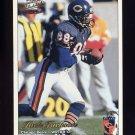 1997 Pacific Philadelphia Football #061 Jack Jackson - Chicago Bears