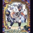 1997 Pacific Dynagon Best Kept Secrets #093 Bryan Schwartz - Jacksonville Jaguars