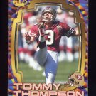1997 Pacific Dynagon Best Kept Secrets #077 Tommy Thompson - San Francisco 49ers