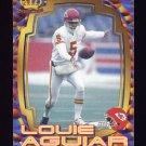 1997 Pacific Dynagon Best Kept Secrets #017 Louie Aguiar - Kansas City Chiefs