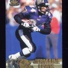 1997 Pacific Football #037 Jermaine Lewis - Baltimore Ravens