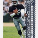 1996 Topps Laser Football #079 Harvey Williams - Oakland Raiders