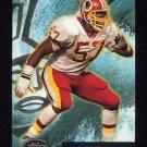 1996 Topps Gilt Edge Football #46 Ken Harvey - Washington Redskins