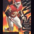 1996 Topps Gilt Edge Football #39 Kimble Anders - Kansas City Chiefs