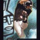 1996 Topps Gilt Edge Football #27 Morten Andersen - Atlanta Falcons