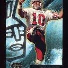 1996 Topps Gilt Edge Football #26 Jeff Feagles - Arizona Cardinals