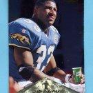1996 Pinnacle Foil #135 James O. Stewart - Jacksonville Jaguars