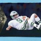 1996 Pinnacle Foil #084 Rodney Peete - Philadelphia Eagles