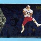 1996 Pinnacle Foil #063 Michael Westbrook - Washington Redskins