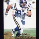 1996 Pacific Football #255 Adrian Cooper - Minnesota Vikings