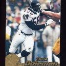 1996 Pacific Football #027 Chris Doleman - Atlanta Falcons