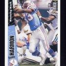 1996 Collector's Choice Update Football #U162 Ronnie Harmon - Houston Oilers