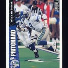 1996 Collector's Choice Update Football #U091 Mike Pritchard - Seattle Seahawks